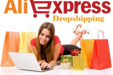 e-shop s produkty z Aliexpressu